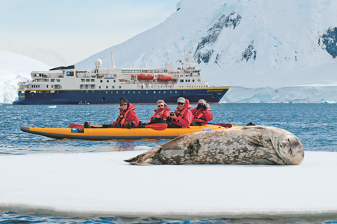 Journey to Antarctica with Lindblad - National Geographic