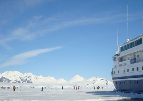 Antarctica Adventure World AU - 12 things to see and do in antarctica