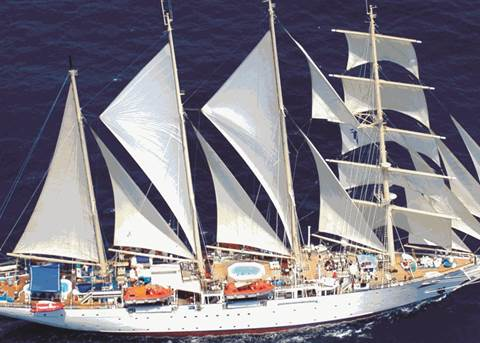 Star Clippers Sailing: Southern Thailand