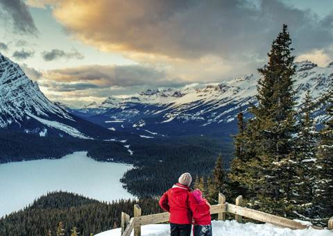 Experience Extraordinary Western Canada With Adventure World - Best winter adventure parks canada