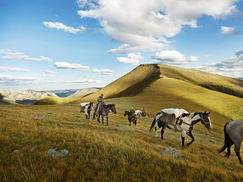 Chilcotin Horse Pack Safari