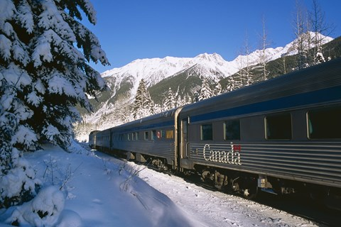 Trans Canada Winter Adventure