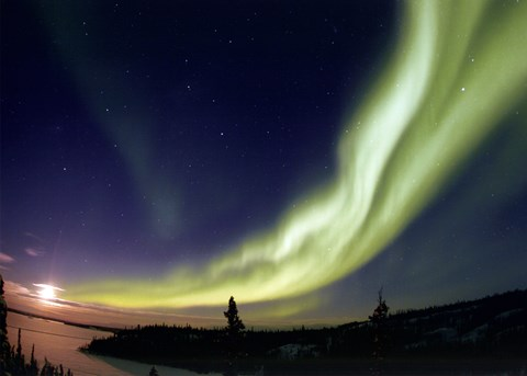 Northwest Territories Aurora Borealis